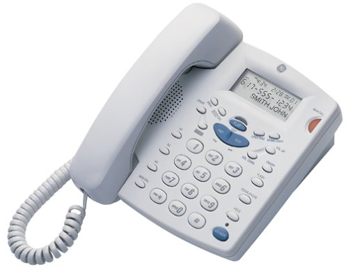 Ge Phone Answering Machine (GE 29893GE1 Speakerphone with Answering System and Caller ID)