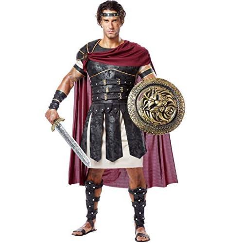 California Collection Roman Gladiator Warrior Costume