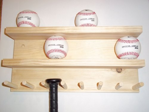 6 baseball bat display case - 7
