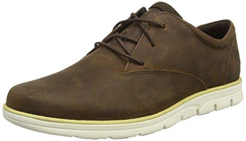 Timberland Brown Marrón para Zapatos Hombre Bradstreet Oxford Cordones de PT zWxrTUZqwz