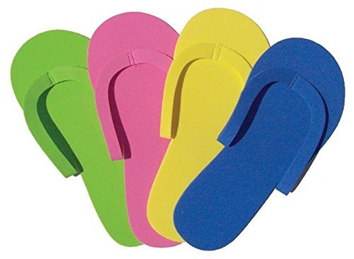 Disposable Spa Pedicure Chair Slippers Flip Flop 360 Pairs by TN