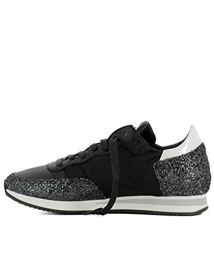 Philippe Model Sneakers Donna TRLDGT10 Tessuto Nero