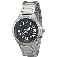 Victorinox Swiss Army Women's 241471 Base camp Black Date Dial Watch Watch