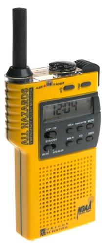 Amazon. Com: oregon scientific wr8000 hand held all hazard radio.