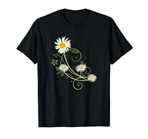 Marguerite Daisy - Marguerites Daisy Spring T-Shirt Summer Daisies Flower Shirt
