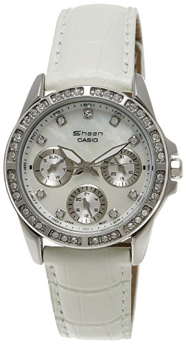 Casio General Ladies Watches Sheen SHN-3013L-7AVDF - WW by Casio