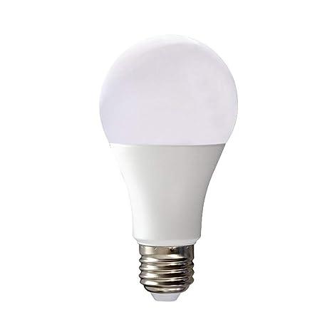 JYKJ Bombilla LED, 5W E27 Tornillo Protección para Los Ojos Lámpara De Ahorro De Energía