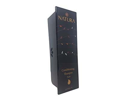Black Conditioning Shampoo Natura Dispenser, Odyssey