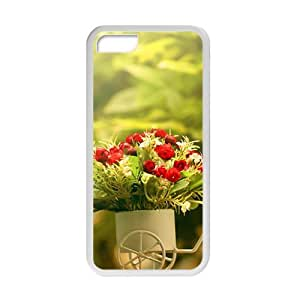 Cute Bike With Flower Fashion Personalized Phone Iphone 6 4.7Inch