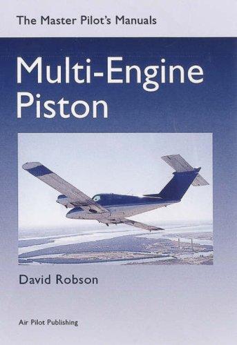 Download Multi-engine Piston (Master Pilot's Manuals) ebook