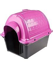 Casinha de Plástico Iglu para Cães Furacão Pet