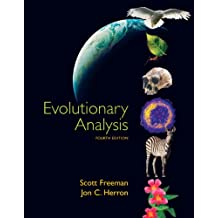Evolutionary Analysis (4th Edition)