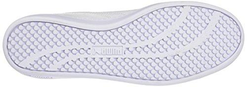 Puma Puma Mujer Blanco para V2 Smash White puma Zapatillas Wns White L Y6wHx6Br8q