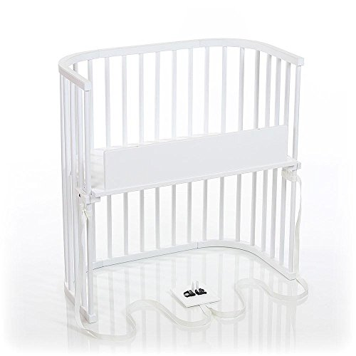 babybay Bedside Sleeper Pure White Finish