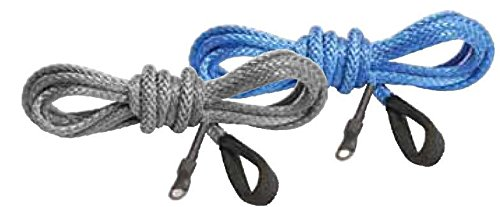 KFI Products Synthetic Winch Line - 3/16in x 50ft - Blue SYN19-B50