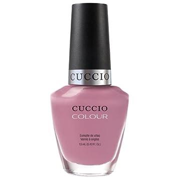 Cuccio Color Nail Polish, Bali Bliss, .43 Ounce