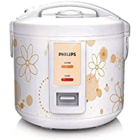 Philips HD3017 Daily Collection Rice Cooker 1.8 Liters White