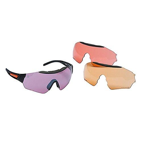 Beretta Puull Eyeglasses, with Set of 3 Lenses