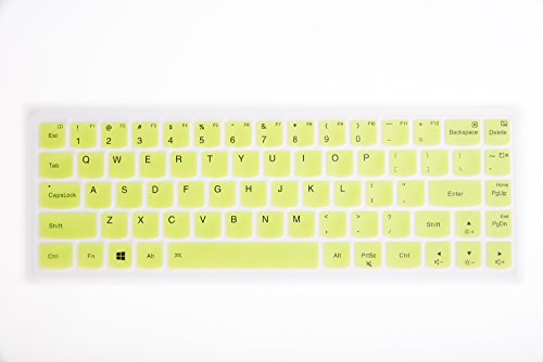 Leze Silicone Keyboard Protector TouchScreen