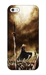 1302907K832886293 blood saberatezero fate series Anime Pop Culture Hard Plastic iPhone 5/5s cases