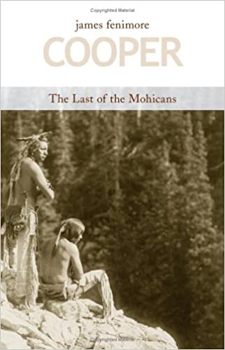 The Last Of The Mohicans James Fenimore Cooper 9781587263958