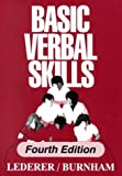 Basic Verbal Skills Xxx, Richard Lederer and Philip Burnham, 1877653314