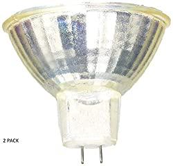 2 Pack Enx 82v 360w Mr16 Gy5 3 Base Overhead Projector Lamp 02600 Dichroic Reflector Gy5 3 Base