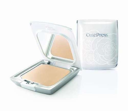 Cute Press Evory Radiance Foundation Powder SPF 35 PA++ (Pink Natural Beige P2)