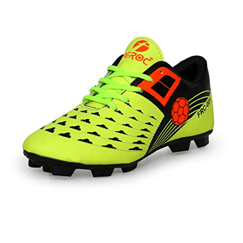 Feroc Ultra Green Football Shoe