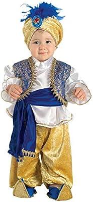 chiber Disfraces Disfraz de Aladin para Bebe (0-6 Meses): Amazon ...