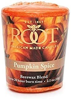 product image for Root Candles, Candle Votive 20Hr Pumpkin Spice 2 Ounce