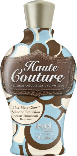 Devoted Creations Haute Couture Silicone Emulsion Tanning Lotion