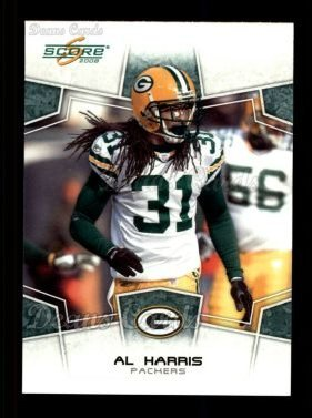 (2008 Score # 112 Al Harris Green Bay Packers (Football Card) Dean's Cards 8 - NM/MT)