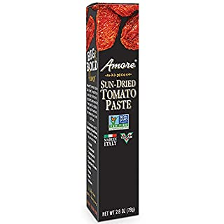 Amore Paste Sun-Dried Tomato Paste, 2.8-Ounce Units (Pack of 6)