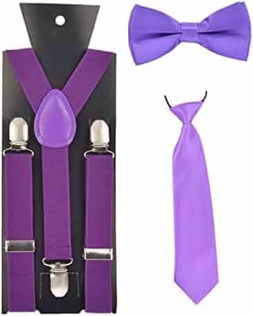 771e4f4484d Fashion Boys Girl kid Suspender Adjustable Elastic Y-Back Braces Baby BowTie  Butterfly Suspenders Set
