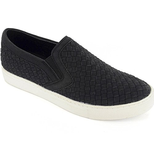 Powder Black Women's Corkys Slip On BYT7dwq
