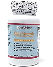 Hair Pill - Hair Loss Solution Biotin Hair Regrowth High Potency Hair Volume Hair Growth Vitamins For Women Hair Loss Treatment No more Grey Hair Supplement