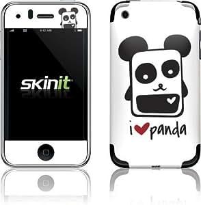 i HEART animals - i HEART panda - Apple iPhone 3G / 3GS - Skinit Skin