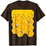 Honeycomb Costume T-Shirt for Halloween Group Costume Part 2