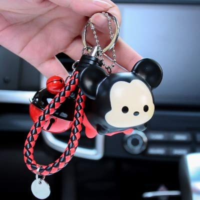 Amazon.com: Rarido Cute PVC Penguin Keychain Car Key Ring ...