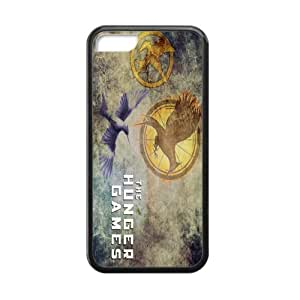 The Hunger Games Cell Phone Protector for iPhone 6(4.7) Plastic and TPU (Laser Technology)
