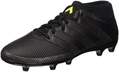adidas Herren Ace 16.3 Primemesh FG Fußballschuhe, Schwarz (Core Black/Core Black/Solar Yellow), 42 EU