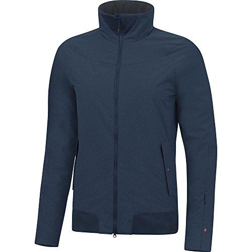 Gore Bike WEAR Women's Warm Mountainbike Jacket, Prima Loft Insulation, Gore Windstopper, Power Trail Lady Jacket, Size: 36, Black, JWIFEE