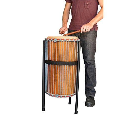 X8 Drums & Percussion X8-DUN-STAND-VT Metal Djun Djun Stand, Vertical