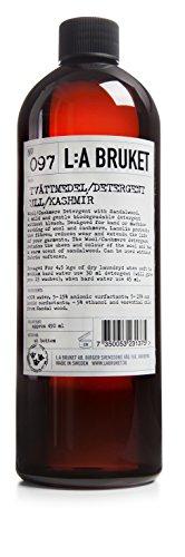L:a Bruket No.097 Feinwaschmittel Wolle/Kaschmir, 1er Pack (1 x 450 ml)
