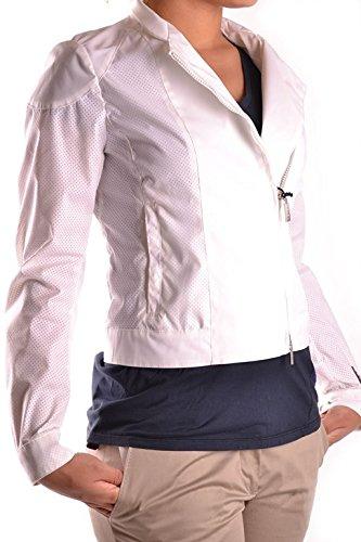 Blanco Brema Algodon MCBI0510013O Mujer Cazadora xOqvAE