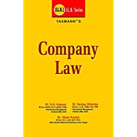 Company Law (LL.B. Series) (2018 Edition)