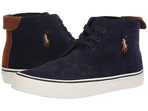 [Polo Ralph Lauren(ポロラルフローレン)] メンズカジュアルシューズ?スニーカー?靴 Talin Ralph Lauren Navy 11 (29.5cm) D - Medium