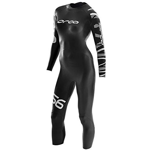 Orca Women's S6 Full Sleeve Wetsuit - Sleeve Triathlon Suit