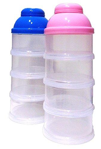 Dispensador dosificador Leche en Polvo, 0% BPA, apto lavavajillas